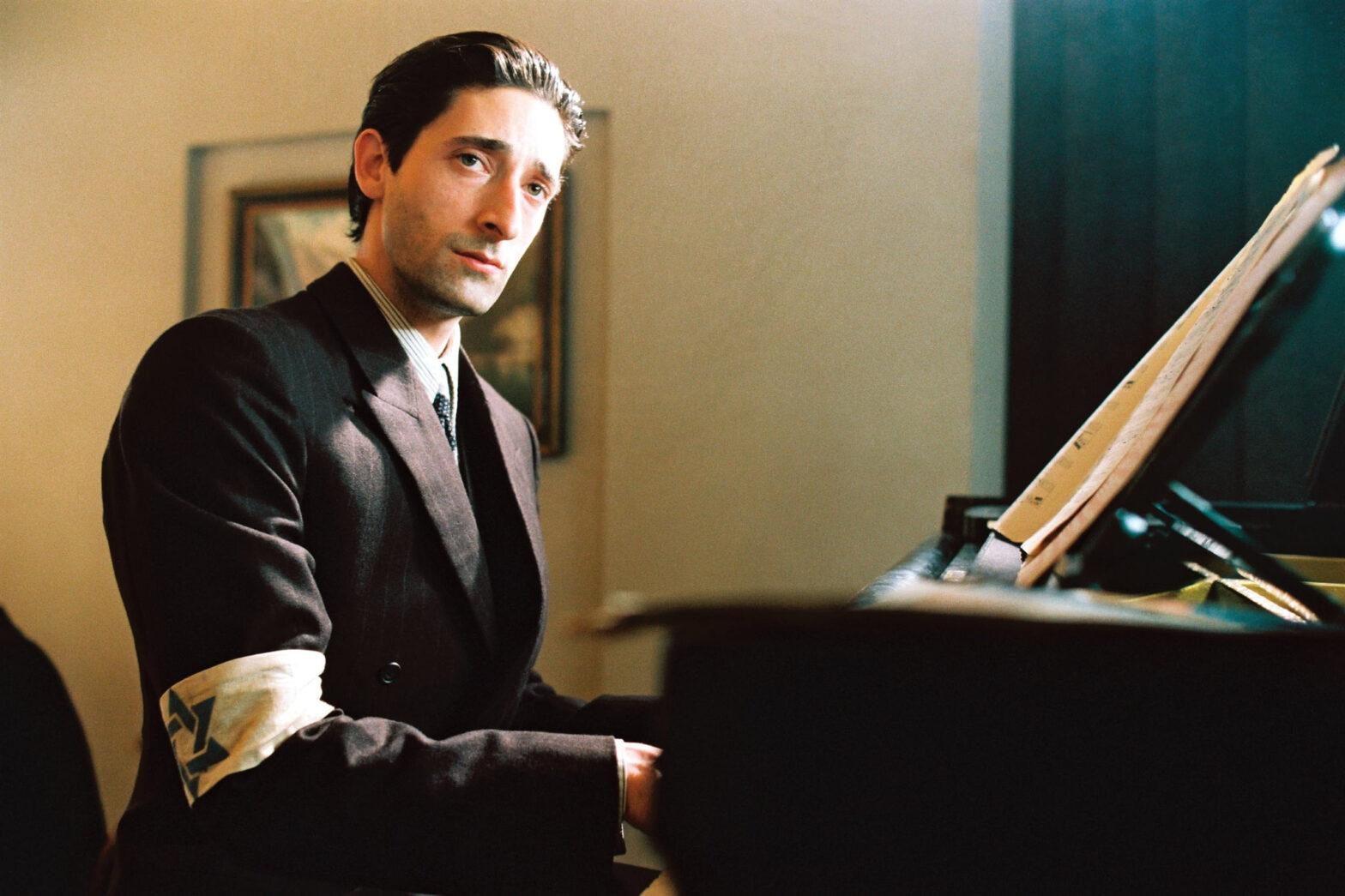 Эдриан Броуди, «Пианист»