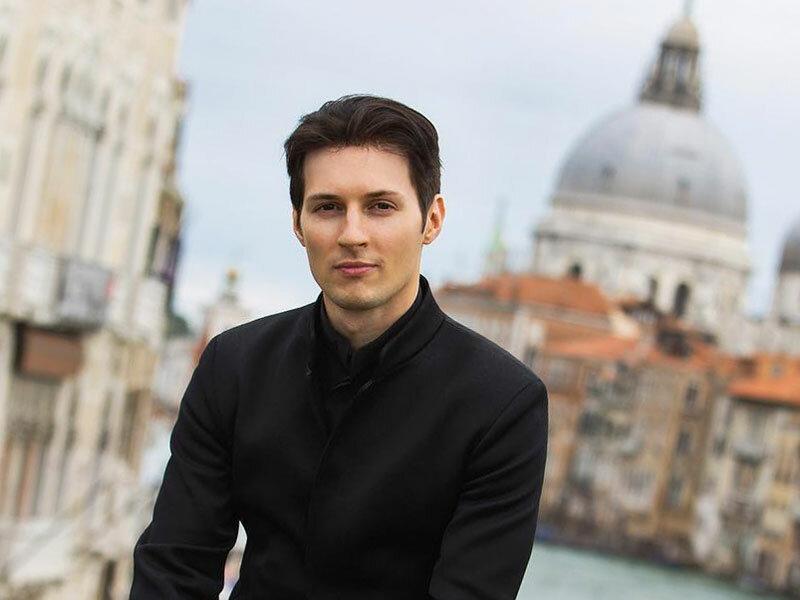 Павел Дуров и деньги на ветер